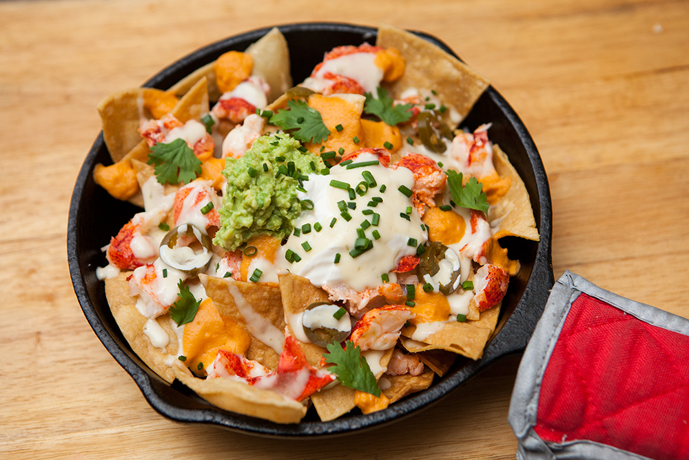 lobster-nachos